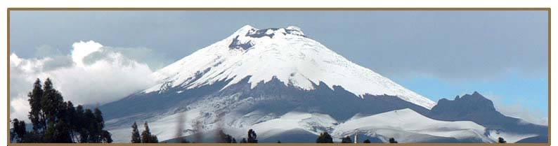 Ecuador Tours and Accommodation