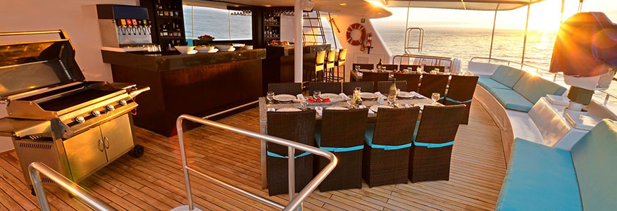 Celebrity Xploration luxury catamaran